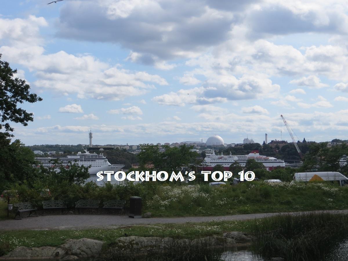 Stockholm's Top 10