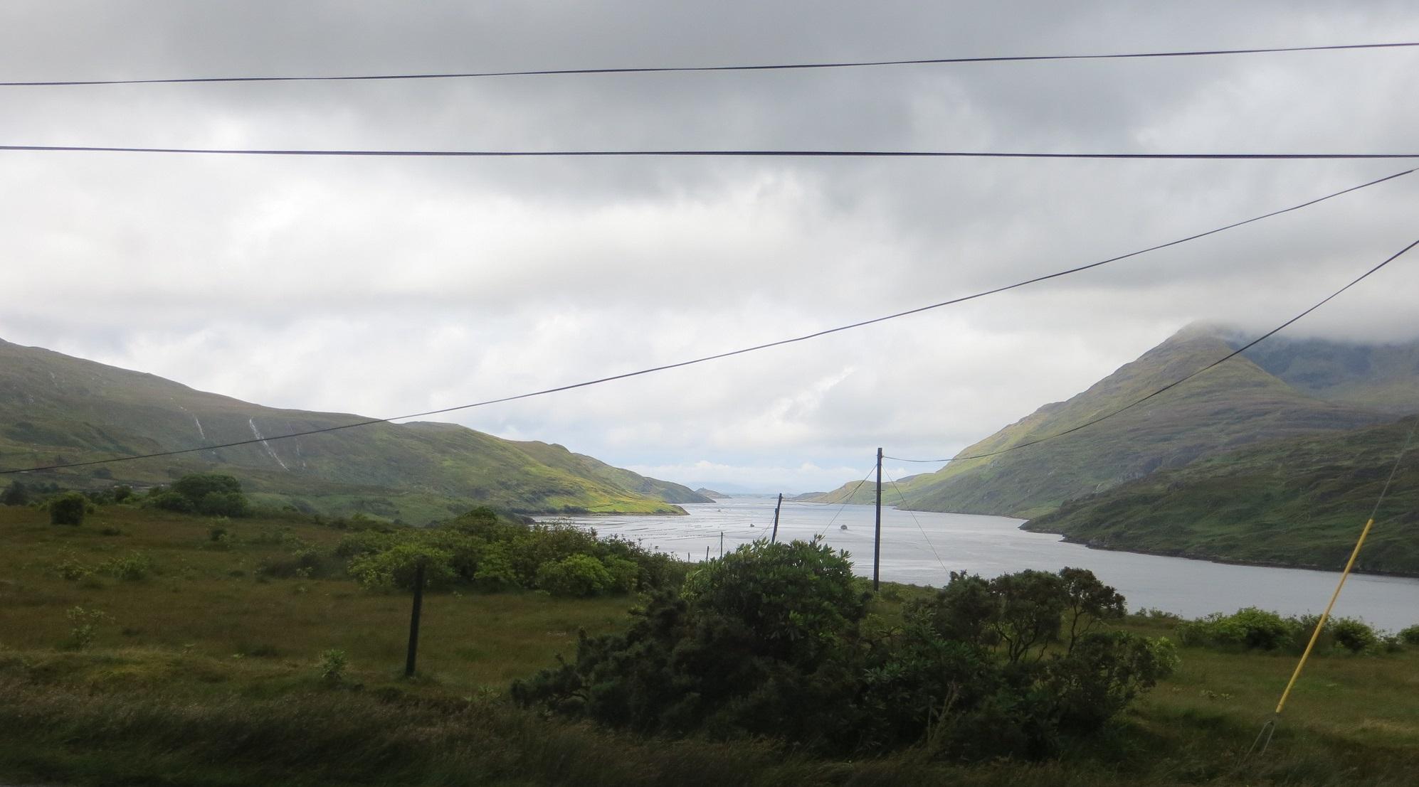 An Irish Roundtrip