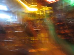 Evening in a pub