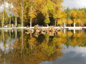 The gardens of Versaille