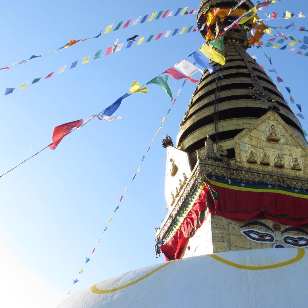 Crossing Land _ Nepal